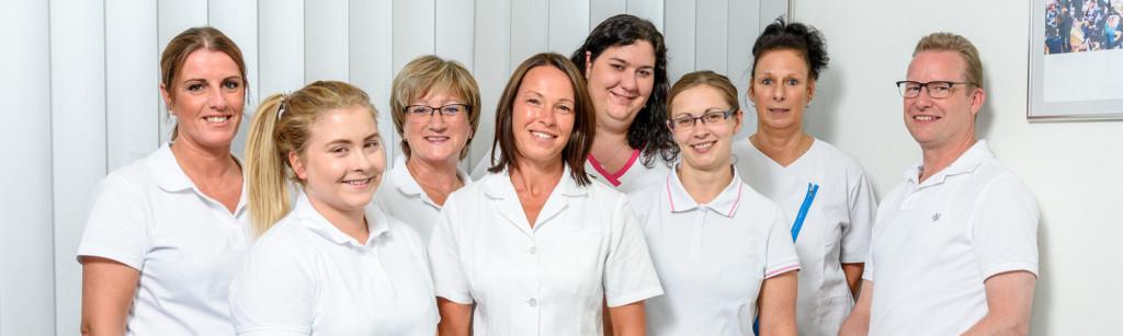 Zahnarzt Siegen - Dr. Norbert Baake - Team Slider